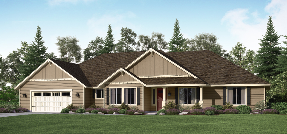 Adair homes the aspen 2686 home plan for Adair home plans