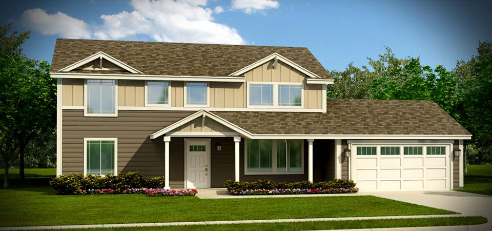 The gallatin 2080 home plan adair homes for Adair home plans