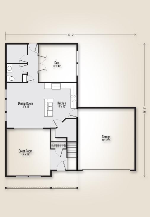 2222 Plan Homes Adair Homes