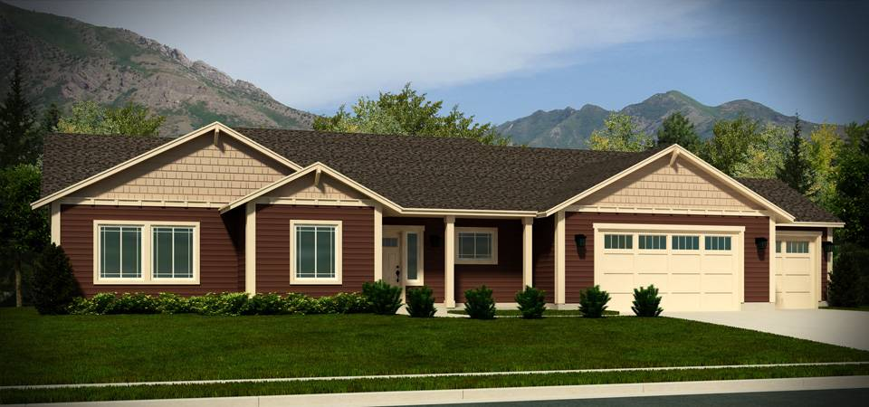 The blakely 2256 home plan adair homes for Adair home plans