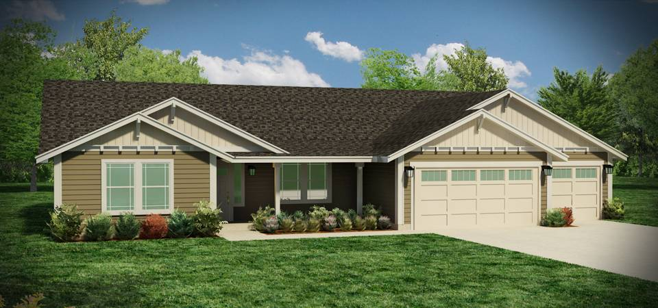 The josephine 2382 home plan adair homes for Adair home plans