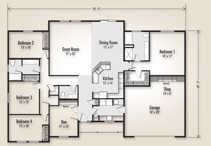 2449 Plan Homes Adair Homes
