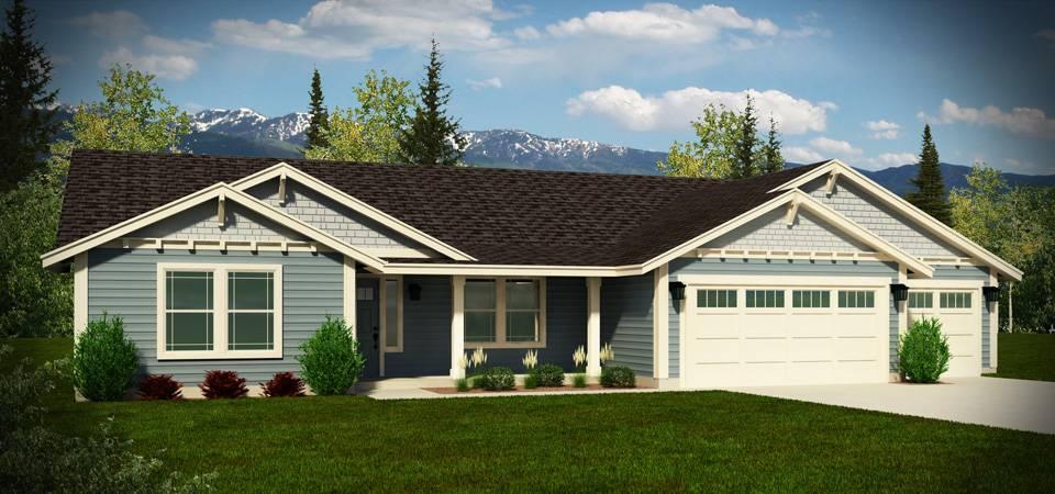 The Mt Hood 2734 Home Plan Adair Homes