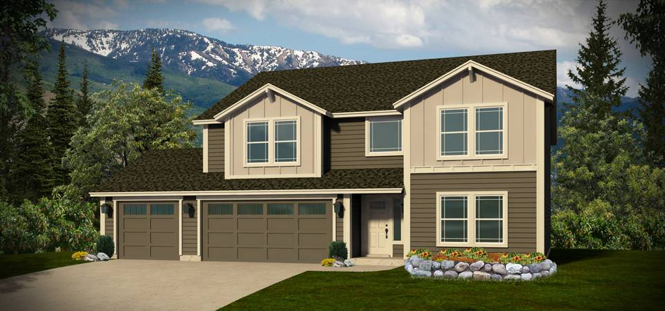 The Livingston 2830 Home Plan Adair Homes