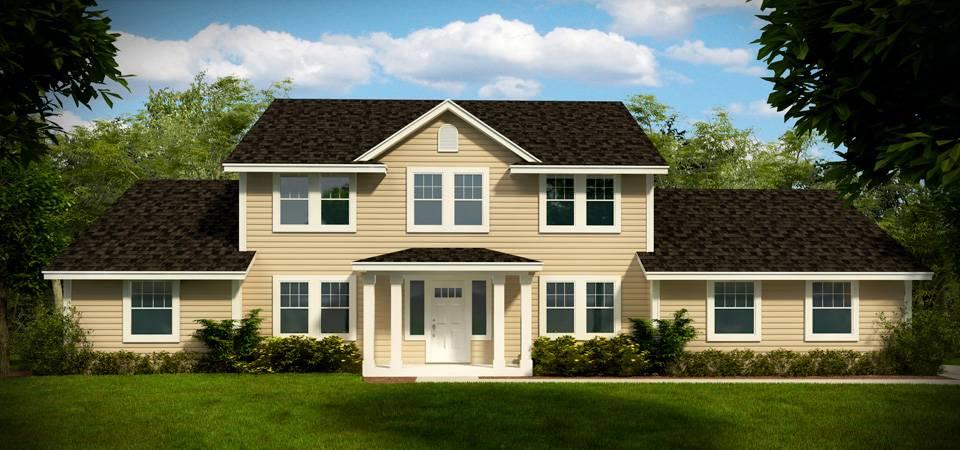 3217 Plan Homes Adair Homes