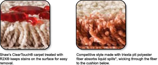 Carpet Stain Repellent